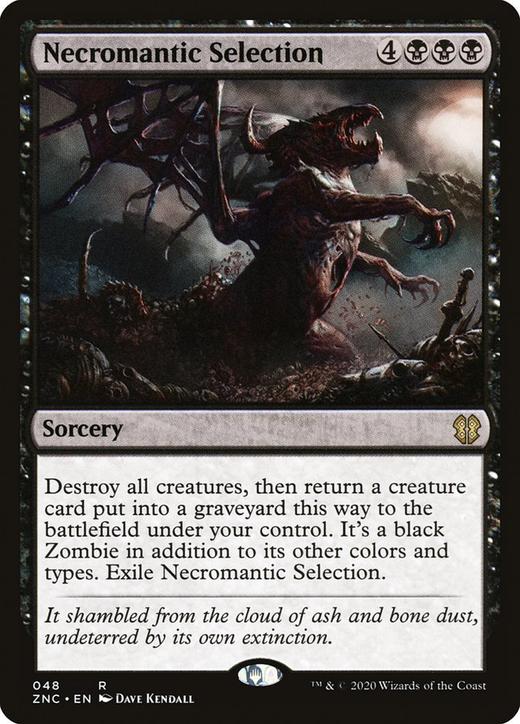 Necromantic Selection image