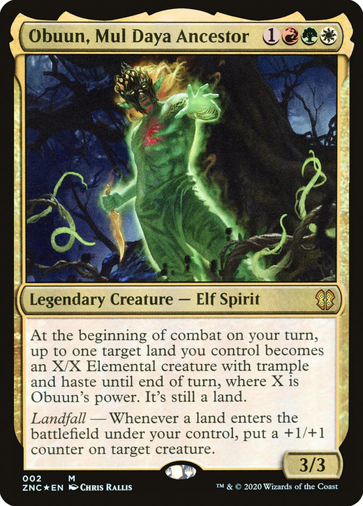 Obuun, Mul Daya Ancestor image