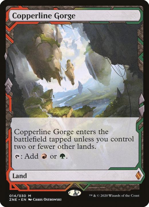 Copperline Gorge image