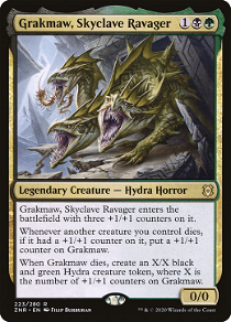 Grakmaw, Skyclave Ravager image