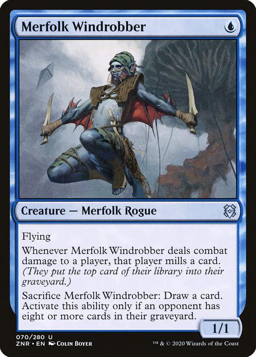 Merfolk Windrobber image