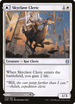 Skyclave Cleric // Skyclave Basilica image