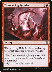 Thundering Rebuke image