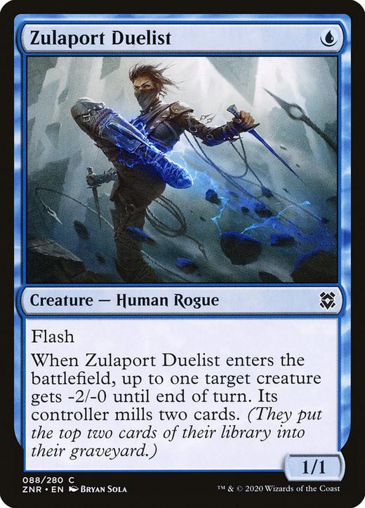 Zulaport Duelist image