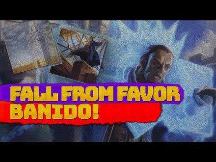 #77 - FALL FROM FAVOR BANIDA NO PAUPER!