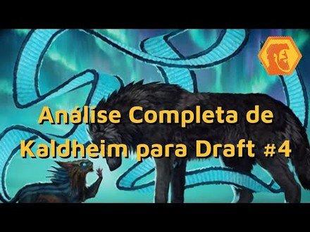 Análise para Draft de Kaldheim - Parte 4: Verdes (Magic: the Gathering Arena)