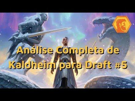 Análise para Draft de Kaldheim - Parte 5: Brancas (Magic: the Gathering Arena)