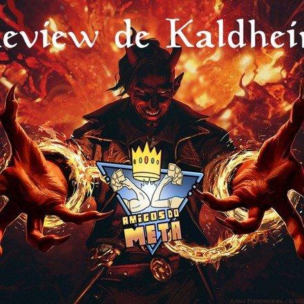 Amigos do meta #8: Review de Kaldheim, melhores cartas para cada formato