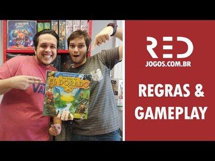 The Quest for El Dorado (Gameplay) - RED JOGOS