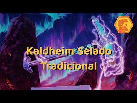 Kaldheim Selado Tradicional: Gruul Martelinho (Magic: the Gathering Arena)