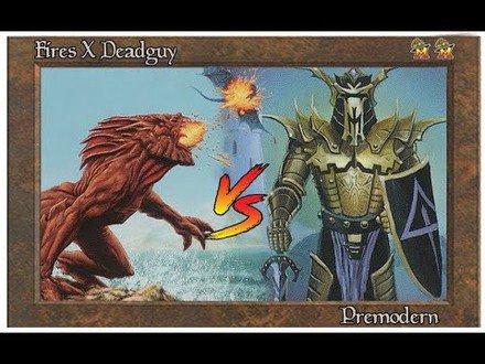 PREMODERN - Fires vs Deadguy Ale - (Ptbr)