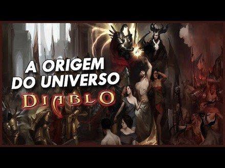 A ORIGEM DO UNIVERSO | DIABLO LORE #1