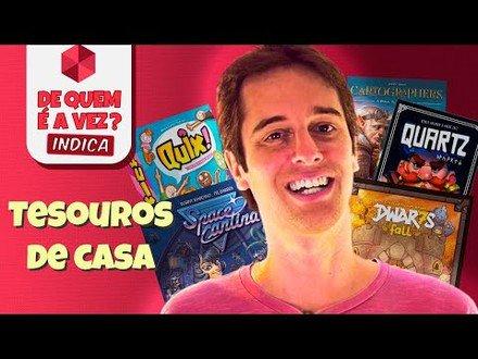 SANTO DE CASA FAZ MILAGRE | Top Jogos Nacionais | De Quem é a Vez? - INDICA