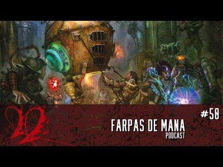 FRENESI EXPERIMENTAL - FARPAS DE MANA #50
