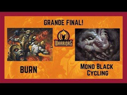 A GRANDE FINAL: Burn x Cicling Storm!