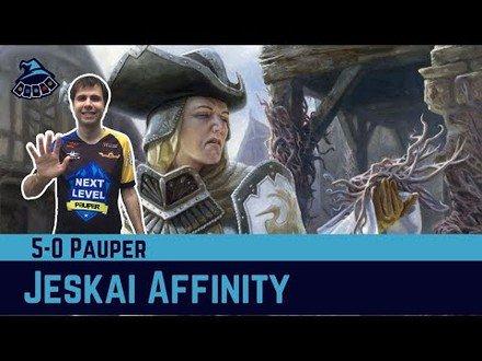 (5-0 PAUPER) Jeskai Affinity (completo)