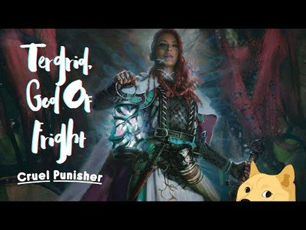 Tergrid, God of Fright /Punisher control/ (Deck Tech EDH)