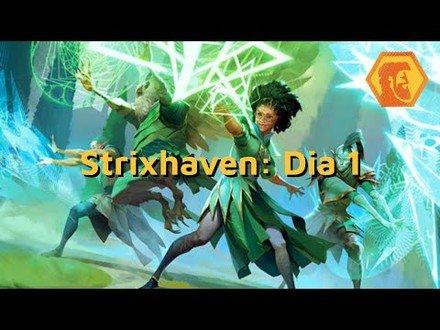Prévia de Strixhaven: Dia 1