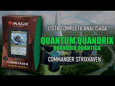 Análise deck Quantum Quandrix (Simic Tokens [e Marcadores?]) | #MTGC21