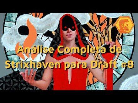 Análise para Draft de Strixhaven - Parte 8: Arquivo Místico (Magic: the Gathering Arena)