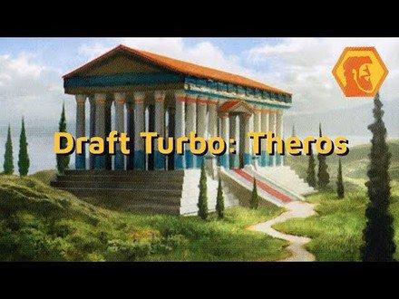 Turbo Draft: Theros Além da Morte (Magic: the Gathering Arena)