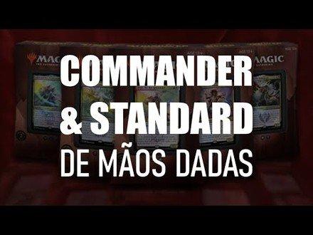 Os blocos do T2 são feitos pra Commander! feat. Atog de Toga, Low Commander e Markovis