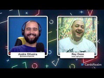 Dados Capoeiristas! | RPG com Rey Ooze #DadoDeProsa