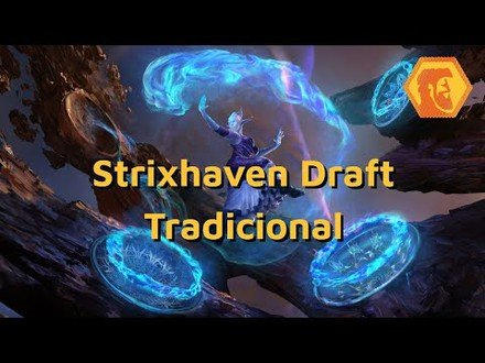 Strixhaven Draft: Quandrix Malhação (Magic: the Gathering Arena)