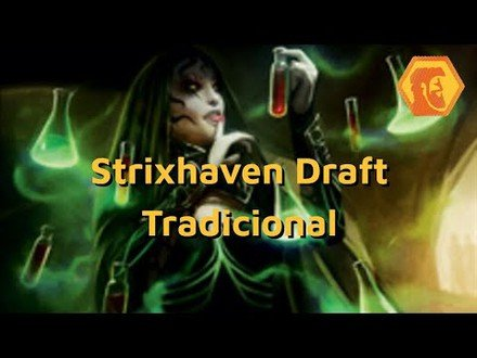 Strixhaven Draft: Witherbloom Pesquisadoras (Magic: the Gathering Arena)