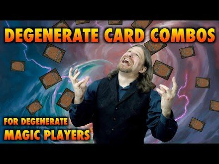 Degenerate Commander Card Combos For Degenerate Magic: The Gathering Players