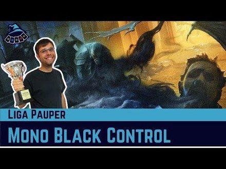 (LIGA PAUPER) Mono Black Control!