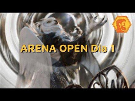 ARENA OPEN Dia 1: Strixhaven Selado (Magic: the Gathering Arena)