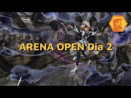 ARENA OPEN Dia 2: Strixhaven Selado (Magic: the Gathering Arena)