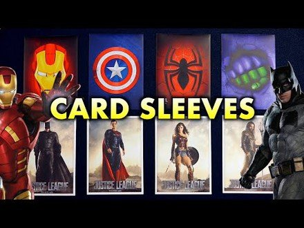 Marvel VS DC Card Sleeves   Which Protection Is Best For Your MTG, FAB, and Pokemon Collection?