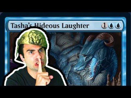 Tasha's Hideous Laughter