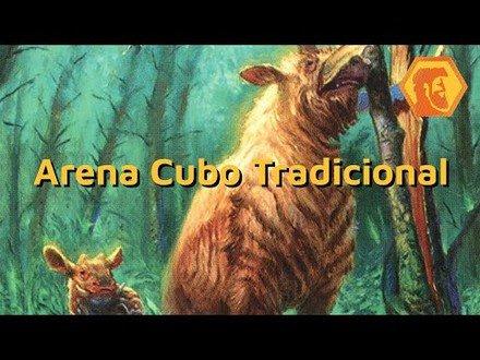 Cubo Arena Draft: Monogreen (Magic: the Gathering Arena)