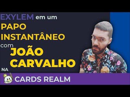 Papo Instantâneo #1 com João Carvalho