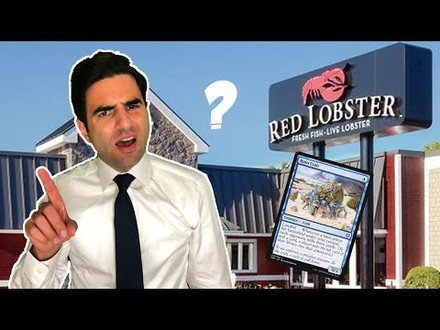 Ruin Crab goes to Red Lobster