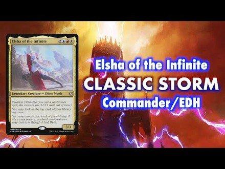 A Guide To Elsha Of The Infinite Classic Storm Commander / EDH | MTG