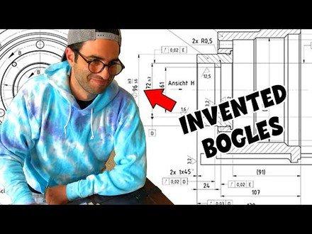 The Inventor of Bogles