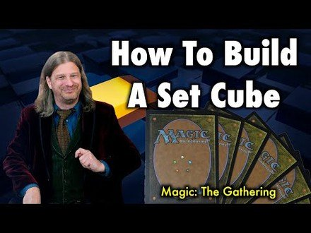 From Innistrad To Ultimate Masters: How To Build A Set Cube | Magic: The Gathering