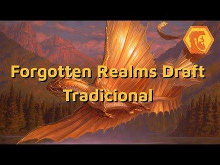 Forgotten Realms Draft: Rakdos Adulto (Magic: the Gathering Arena)