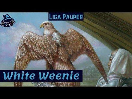 (LIGA PAUPER) White Weenie!