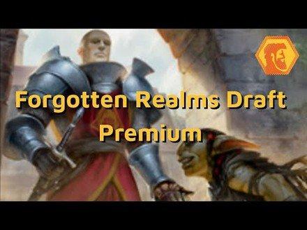 """Forgotten Realms Draft: Rakdos """"O PREÇO"""" (Magic: the Gathering Arena)"""