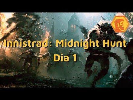 Prévias de Innistrad: Midnight Hunt: Dia 1