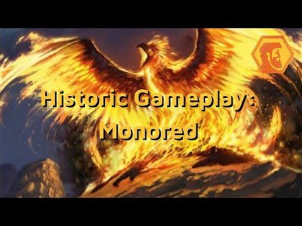 Histórico no Horizonte: Monored (Magic: the Gathering Arena)
