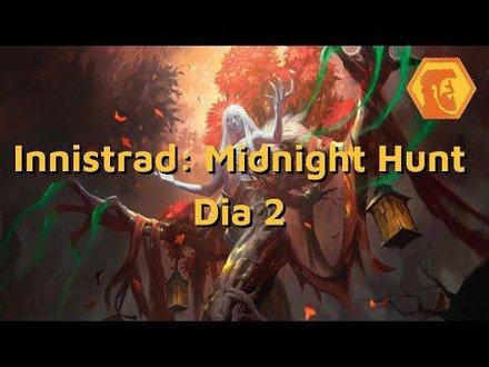 Prévias de Innistrad: Midnight Hunt: Dia 2