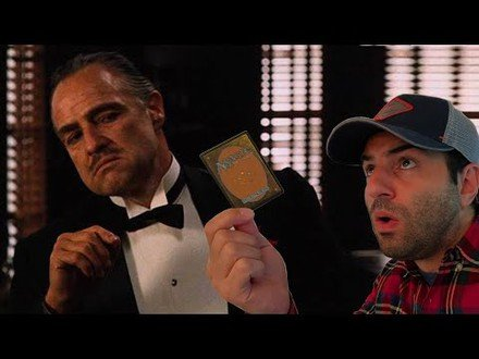 If The Godfather Played Magic