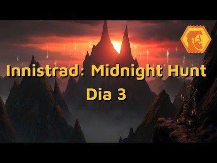 Prévias de Innistrad: Midnight Hunt: Dia 3