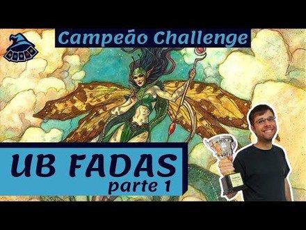 (CAMPEÃO PAUPER CHALLENGE) UB Fadas - parte 1